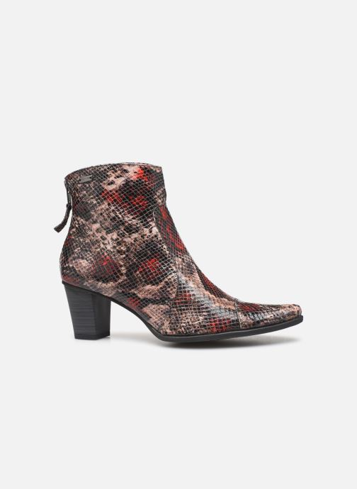Ankle boots Dorking DEISY 6034 Multicolor back view