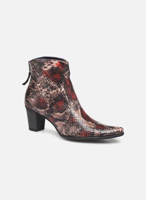 Ankle boots Dorking DEISY 6034 Multicolor detailed view/ Pair view