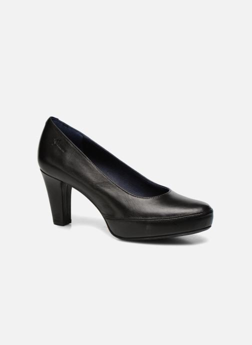 Pumps Dorking Blesa 5794 Zwart detail