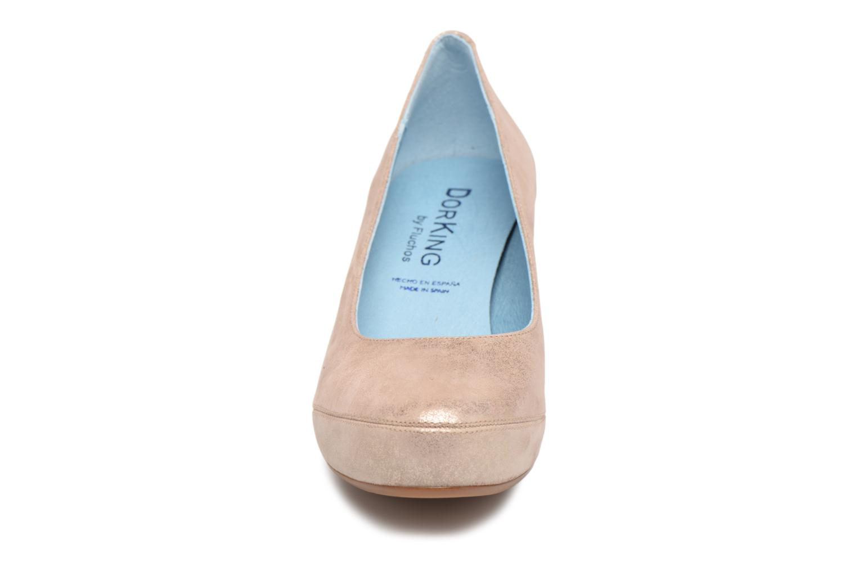 High heels Dorking Blesa 5794 Bronze and Gold model view