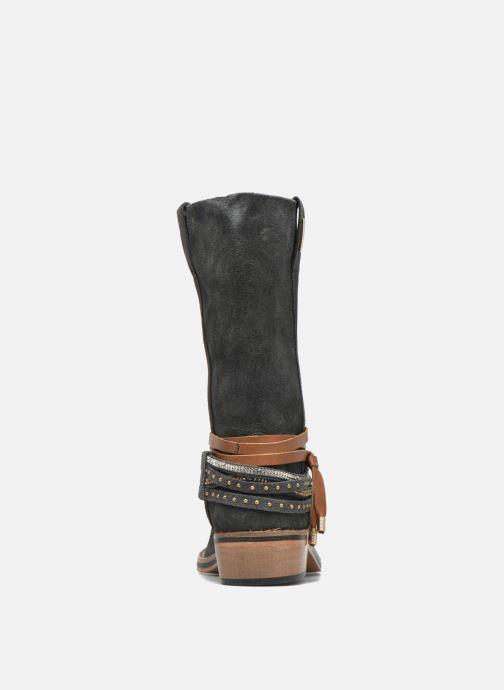 Boots en enkellaarsjes Les Tropéziennes par M Belarbi Apache Grijs rechts