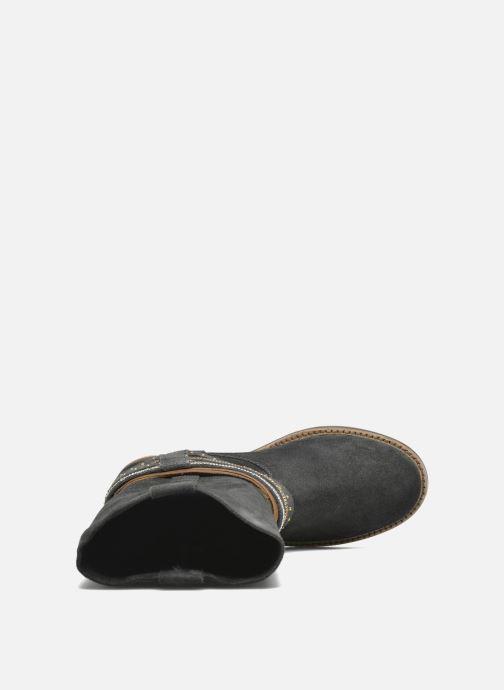 Bottines et boots Les Tropéziennes par M Belarbi Apache Gris vue gauche