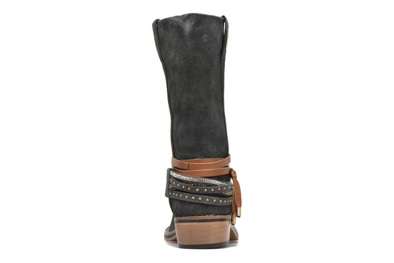 Bottines et boots Les Tropéziennes par M Belarbi Apache Gris vue droite