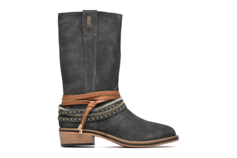 Bottines et boots Les Tropéziennes par M Belarbi Apache Gris vue derrière
