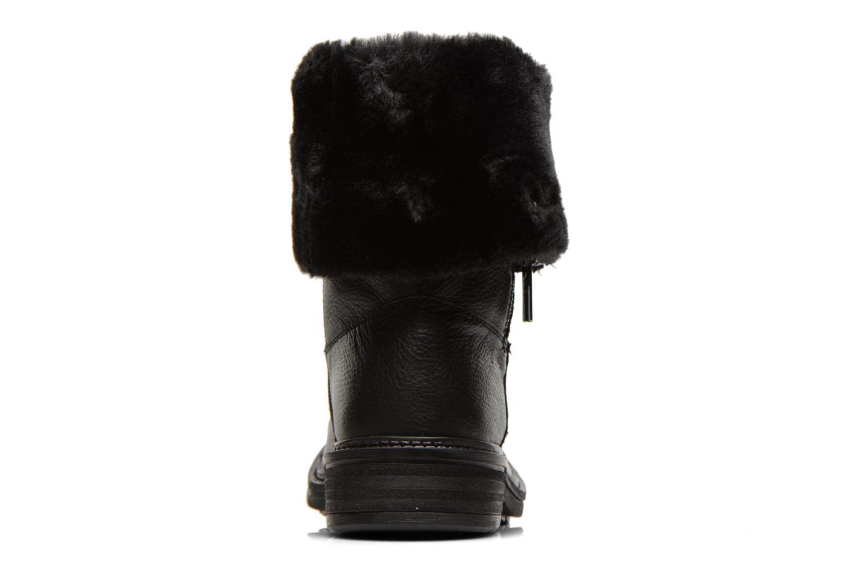 Bottines et boots Les Tropéziennes par M Belarbi Loutre Noir vue droite