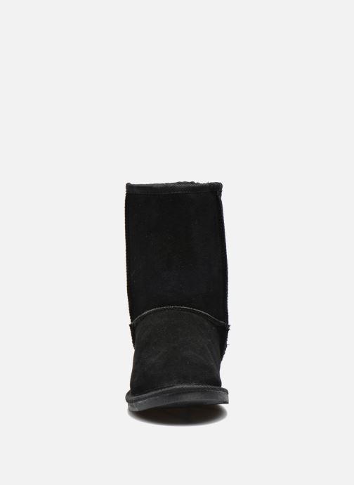 Ankle boots Les Tropéziennes par M Belarbi Snow Black model view