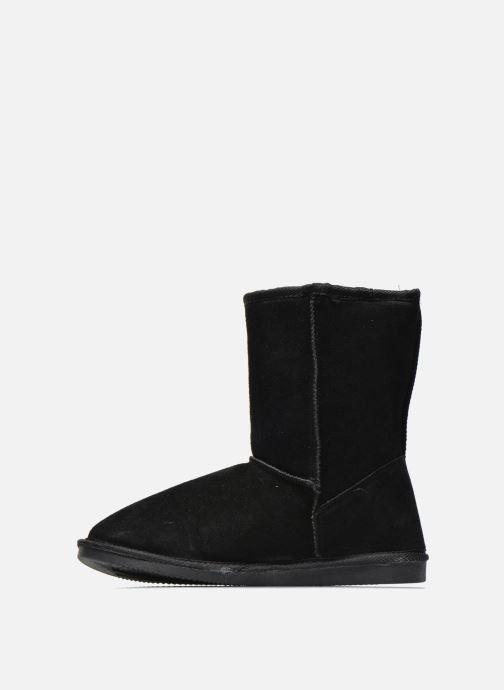 Ankle boots Les Tropéziennes par M Belarbi Snow Black front view