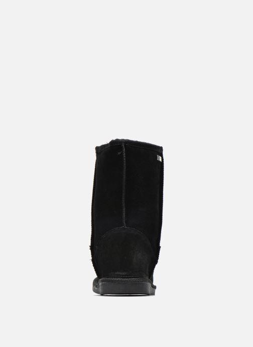 Bottines et boots Les Tropéziennes par M Belarbi Snow Noir vue droite