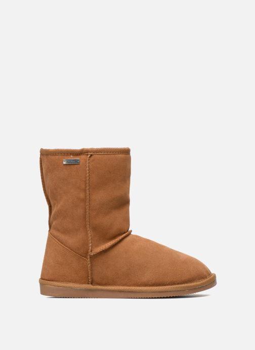 Boots en enkellaarsjes Les Tropéziennes par M Belarbi Snow Bruin achterkant