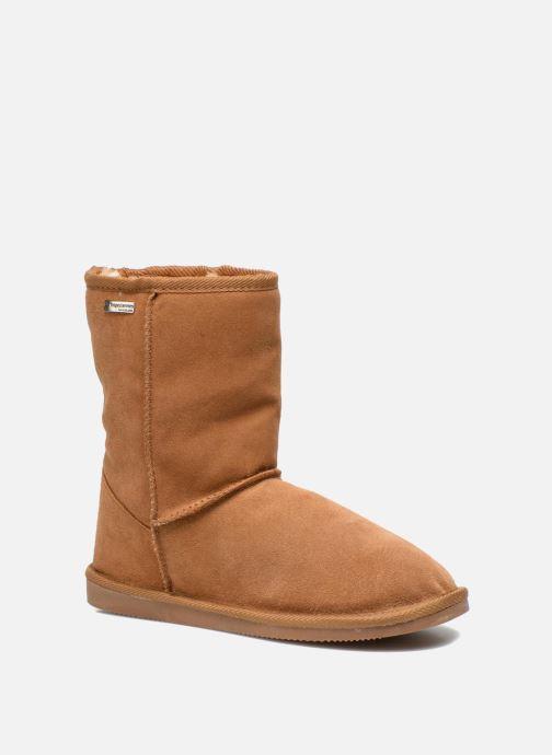 Tropéziennes M marron Bottines Snow Boots Belarbi Par Et Les fFTv4F