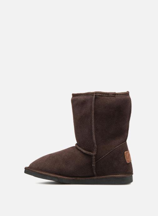 Stiefeletten & Boots Les Tropéziennes par M Belarbi Snow braun ansicht von vorne