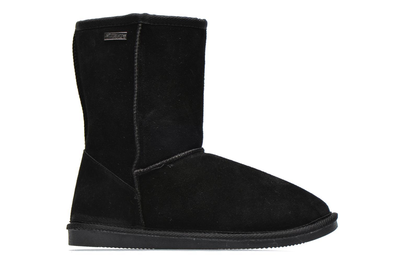 Bottines et boots Les Tropéziennes par M Belarbi Snow Noir vue derrière