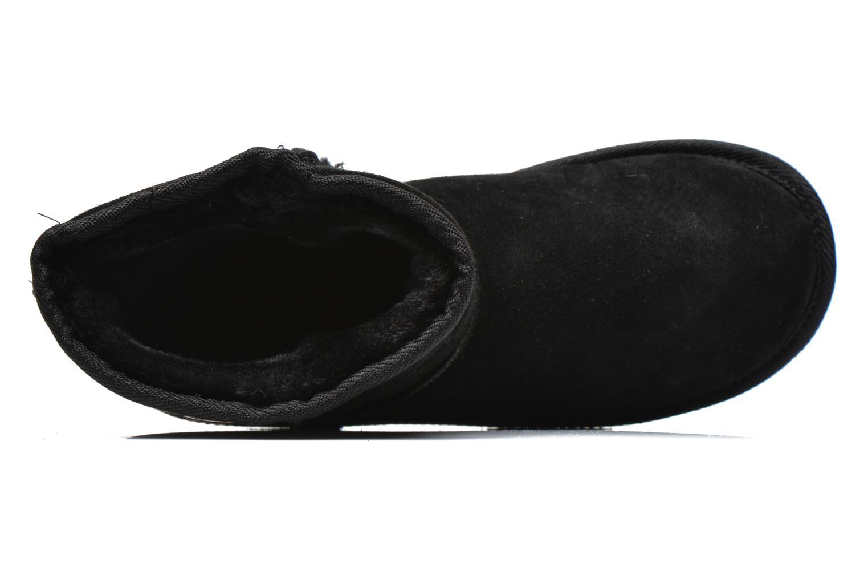 Bottines et boots Les Tropéziennes par M Belarbi Snow Noir vue gauche