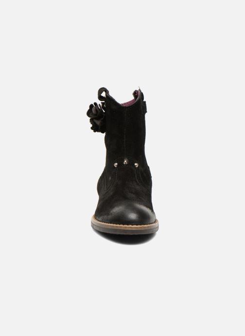 Bottines et boots Mod8 NOLA Noir vue portées chaussures