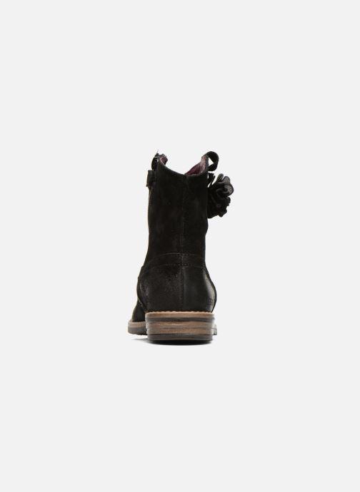 Bottines et boots Mod8 NOLA Noir vue droite