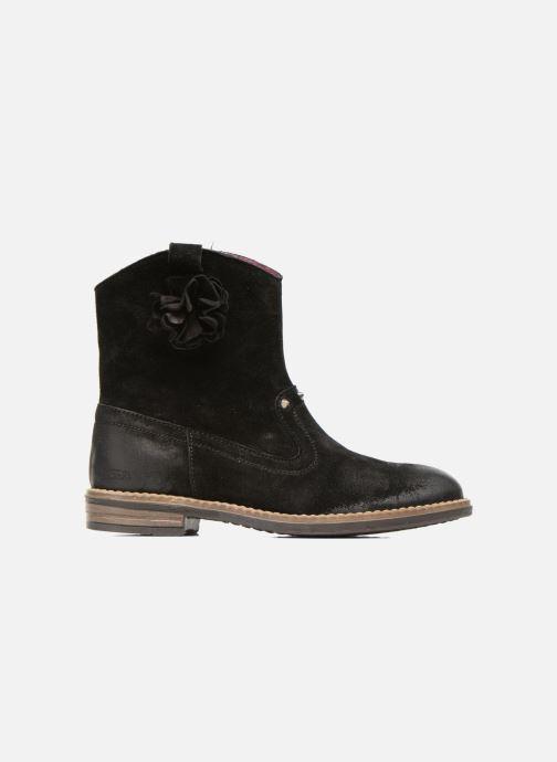 Bottines et boots Mod8 NOLA Noir vue derrière