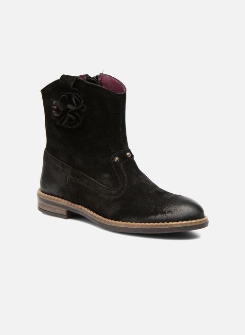 Bottines et boots Mod8 NOLA Noir vue détail/paire