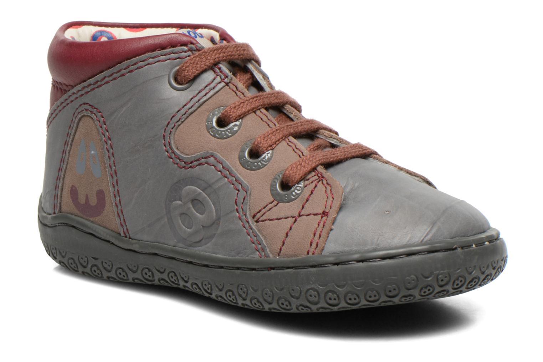 Ankelstøvler Mod8 WILL Grå detaljeret billede af skoene