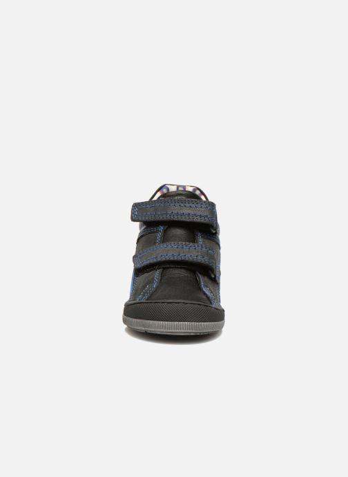 Schoenen met klitteband Mod8 ZEPHIR Zwart model