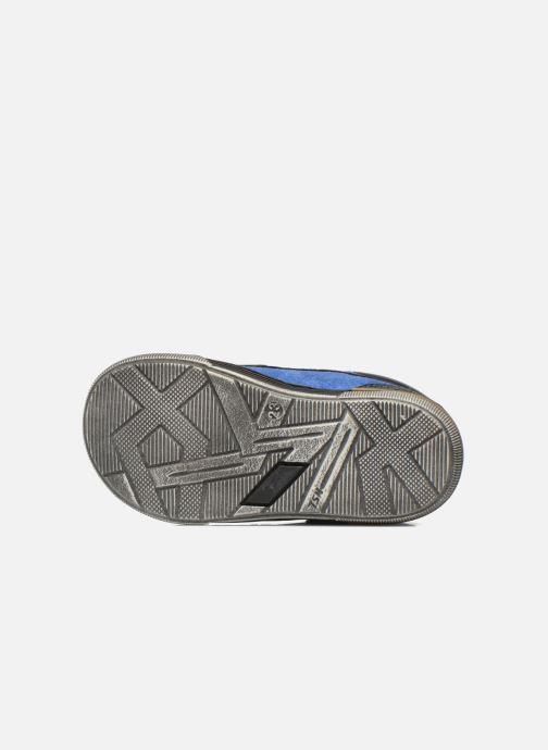 Schoenen met klitteband Mod8 ZEPHIR Zwart boven