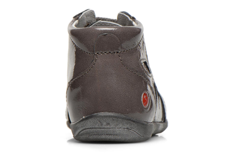 Bottines et boots GBB Leilah Gris vue droite