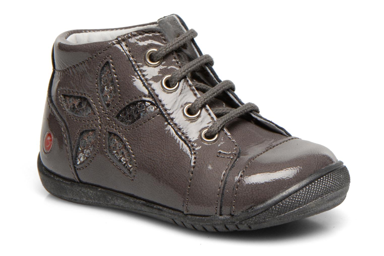 Bottines et boots GBB Leilah Gris vue détail/paire