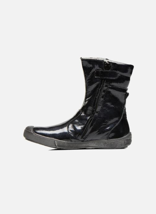 Ankle boots GBB Liviana Black front view