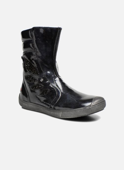 Ankle boots GBB Liviana Black detailed view/ Pair view