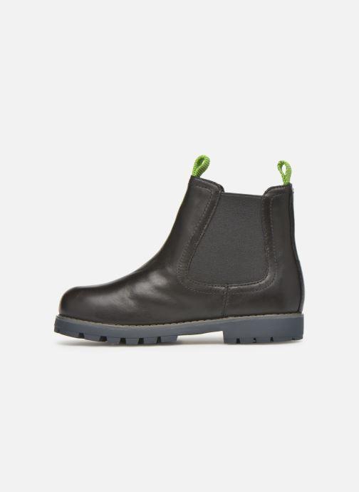 Boots en enkellaarsjes Camper Compas Zwart voorkant
