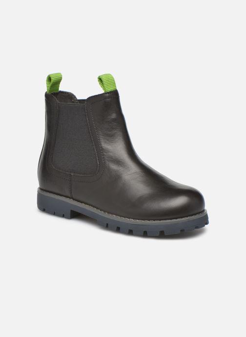 Bottines et boots Camper Compas Noir vue détail/paire