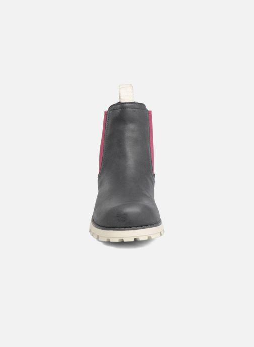 Ankle boots Camper Compas Grey model view
