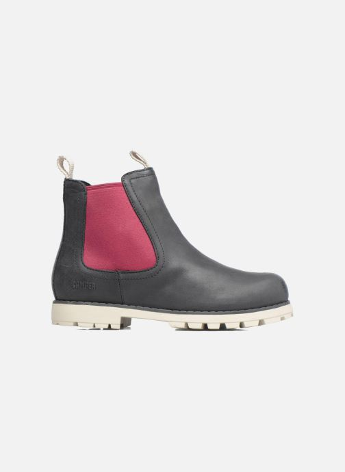 Ankle boots Camper Compas Grey back view