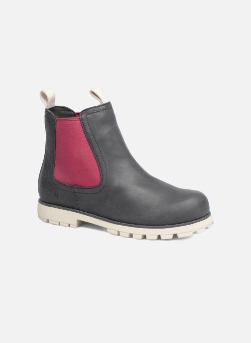 Ankle boots Camper Compas Grey detailed view/ Pair view