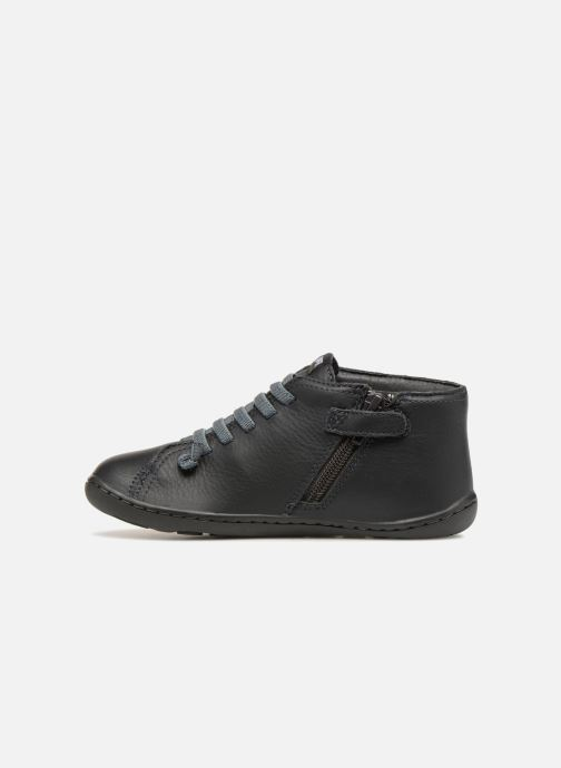 Ankle boots Camper Peu Cami Kids 2 Black front view