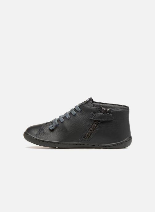 Bottines et boots Camper Peu Cami Kids 2 Noir vue face