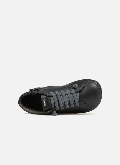 Ankle boots Camper Peu Cami Kids 2 Black view from the left