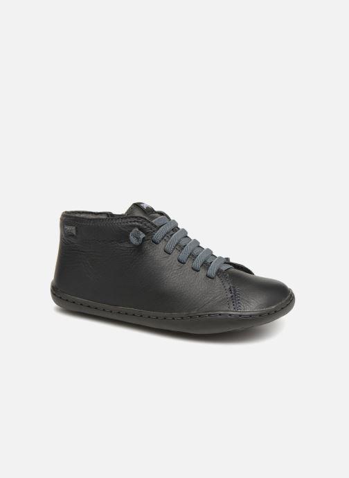 Bottines et boots Camper Peu Cami Kids 2 Noir vue détail/paire
