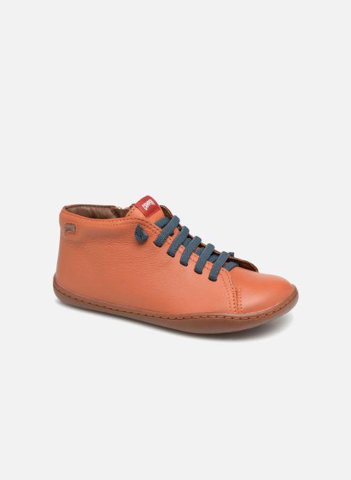 Bottines et boots Camper Peu Cami Kids 2 Marron vue détail/paire