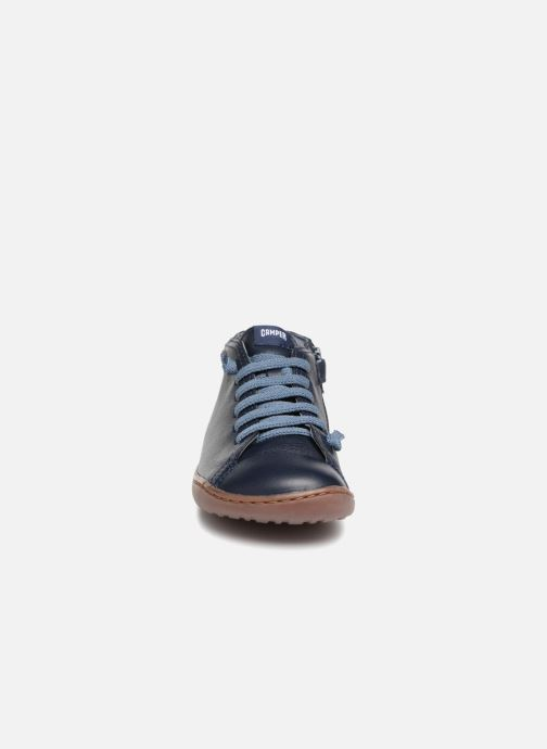Ankle boots Camper Peu Cami Kids 2 Blue model view