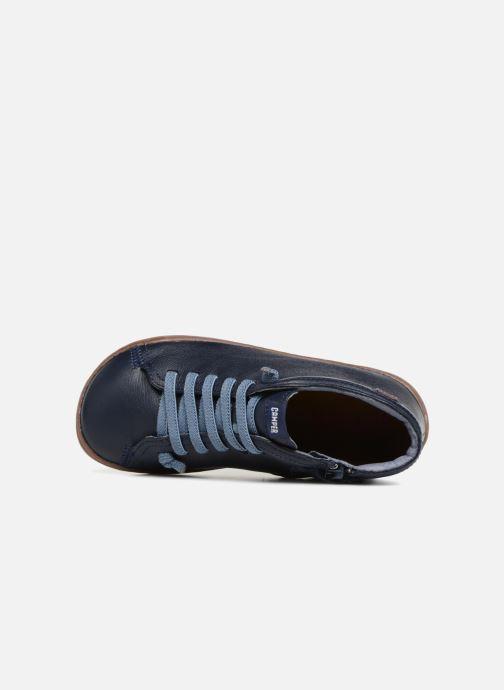 Bottines et boots Camper Peu Cami Kids 2 Bleu vue gauche