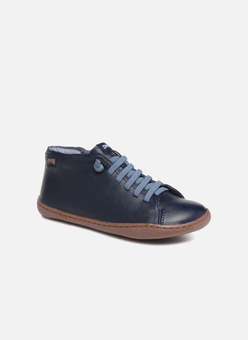 Bottines et boots Camper Peu Cami Kids 2 Bleu vue détail/paire