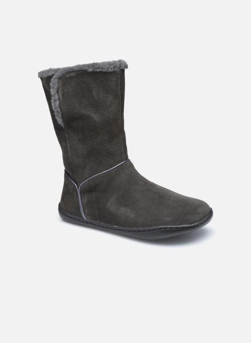 Bottines et boots Camper Peu Cami Kids 2 Gris vue détail/paire