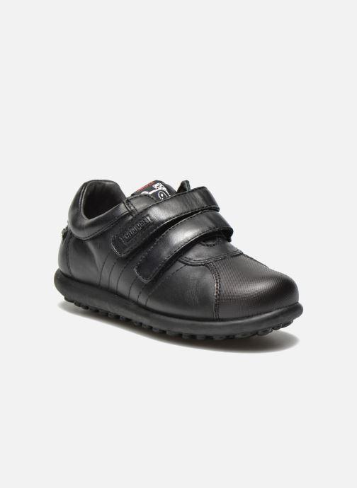 Zapatos con velcro Camper Pelotas Ariel Kids Negro vista de detalle / par