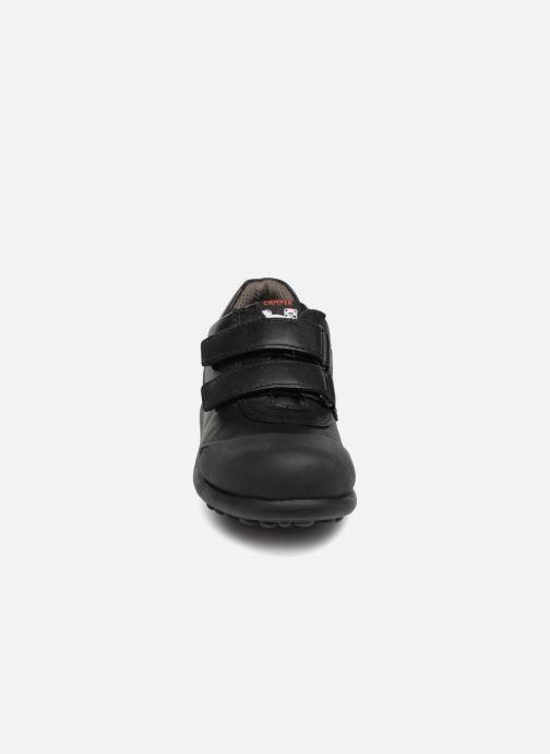 Schoenen met klitteband Camper Pelotas Ariel Kids Bruin model