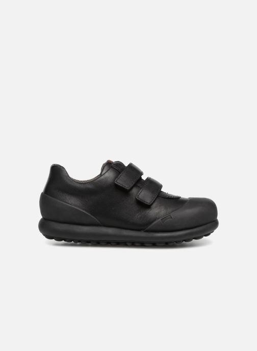 Chaussures à scratch Camper Pelotas Ariel Kids Marron vue derrière