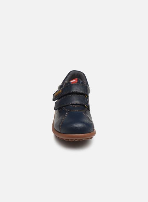 Zapatos con velcro Camper Pelotas Ariel Kids Azul vista del modelo