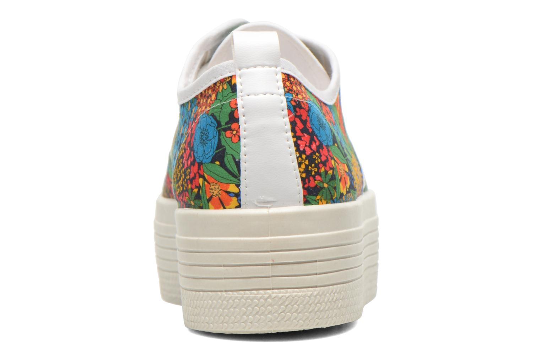 Baskets Ippon Vintage Yuka Corali Multicolore vue droite