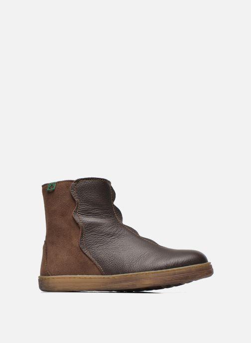 Bottines et boots El Naturalista KEPINAE047 Marron vue derrière