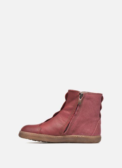 Bottines et boots El Naturalista KEPINAE047 Rouge vue face
