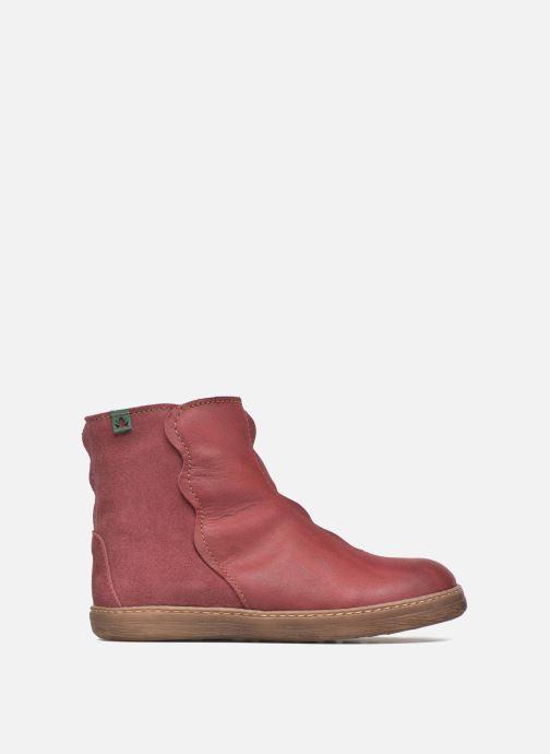 Bottines et boots El Naturalista KEPINAE047 Rouge vue derrière